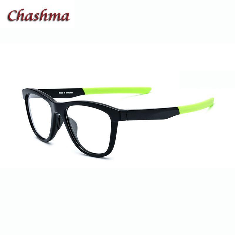 Compre Chashma Marca Homens Esportes Óculos De Armação TR90 Óculos De  Basquete Prescrição Óptica Óculos De Qualidade Grande Círculo Das Mulheres  De ... d39032bb7f