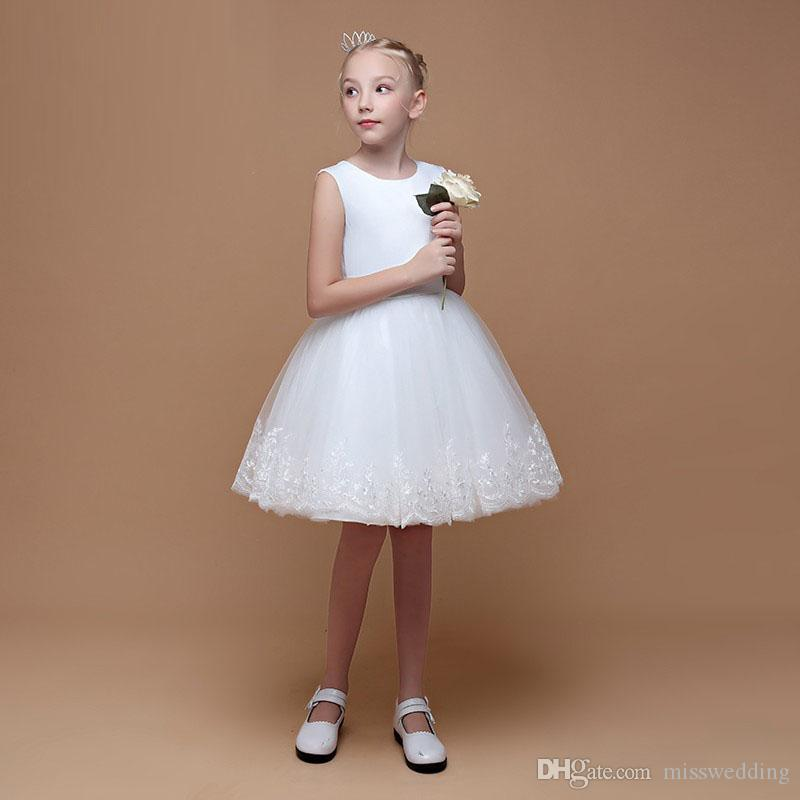 f0ae07cfd6d9 Latest Collection Kid s Party Dress Ball Gown Tulle Designer Knee ...