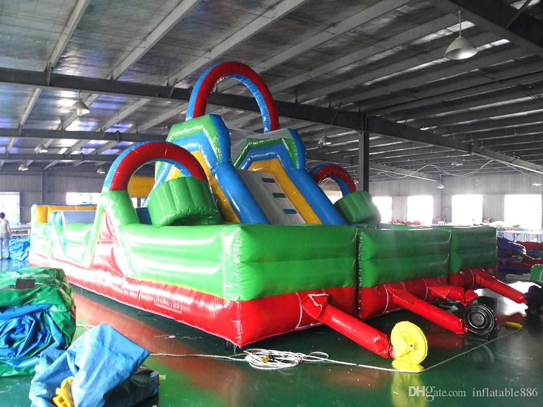 2018 Hot sale Inflatable Fun City With Factory price/ Inflatable Amusement Equipment on sale