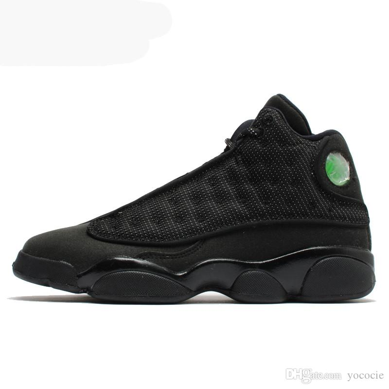outlet classic cheap pre order 13s black cat men women basketball shoes 13s sports shoes Sneaker Athletics Shoes epacket XZ16 cheap sale latest collections feAjk