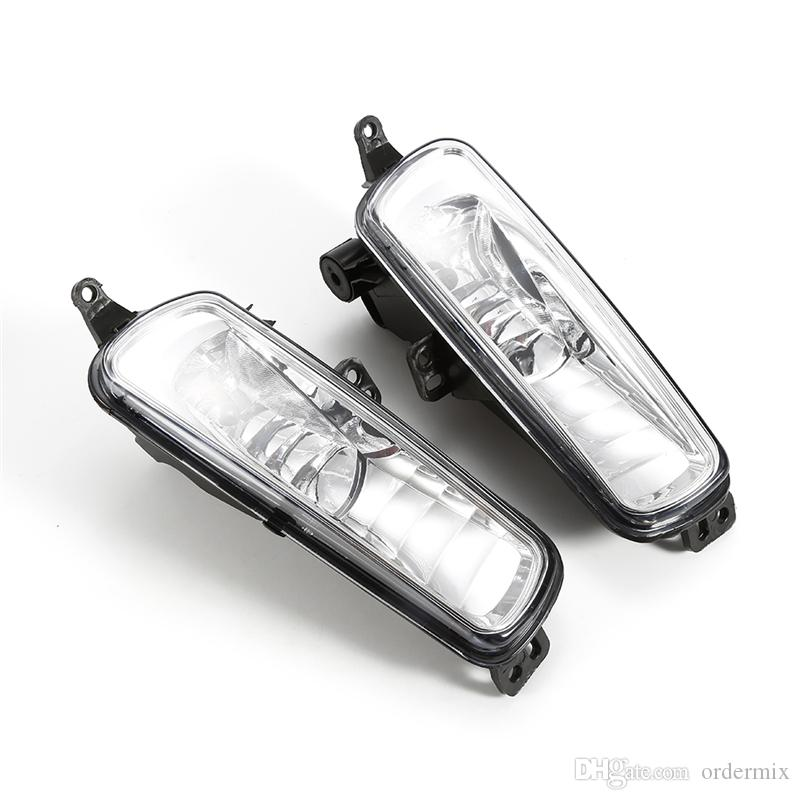 / Car headlight Left and Right Fog Diving Lamps for 2015 2016 2017 Ford Focus Diving Lights Replacement Bright Lamps