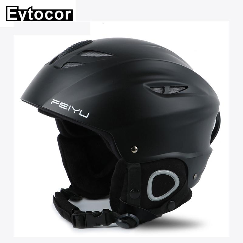 Ski Helmet Sale >> 2019 Eycotor Hot Sale Ski Helmet Integrally Molded Ultralight