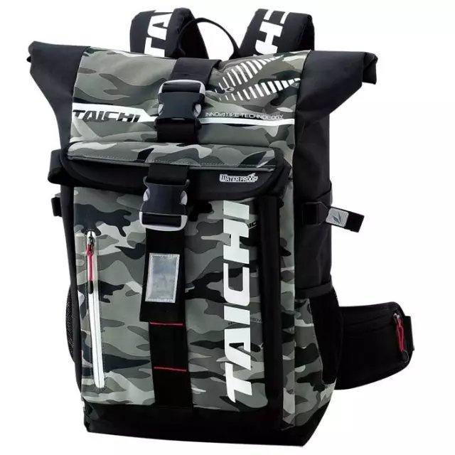 822a90199d 2019 RS Taichi RSB274 Outdoor Sports Motorcycle Riding Waterproof Shoulder  Bag 25L Motorcycle Backpack From Miaotang