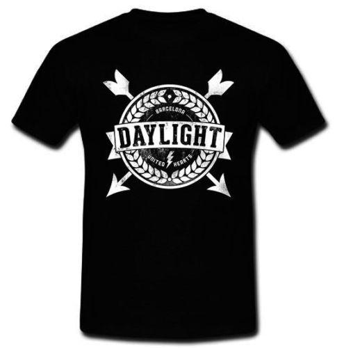 DAYLIGHT SUPERHEAVEN Grunge Nirvana Loch Band T-Shirt S M L XL 2XL