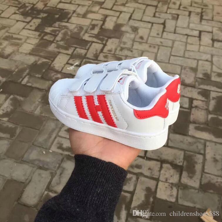Горячая распродажа 2018 классическая детская повседневная обувь новая весна мальчики кроссовки спортивная обувь размер 25-35 17,5 см-22,5 см
