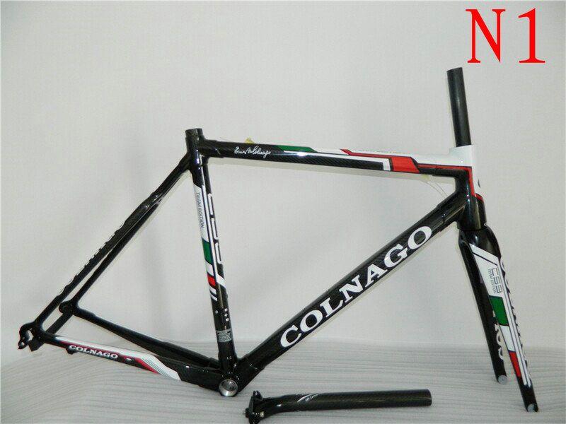 Großhandel Colnago C59 Rahmen Carbon Frameset Rennrad Rahmen Carbon ...