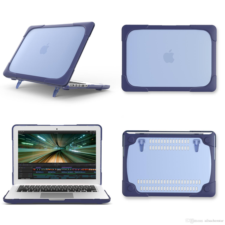 7dea34043c Acheter Housse De Protection Pour Ordinateur Portable Housse De Protection  Robuste Pour MacBook 15 13 Rétine A1398 Bleu De $39.1 Du Ailsachenstar |  DHgate.