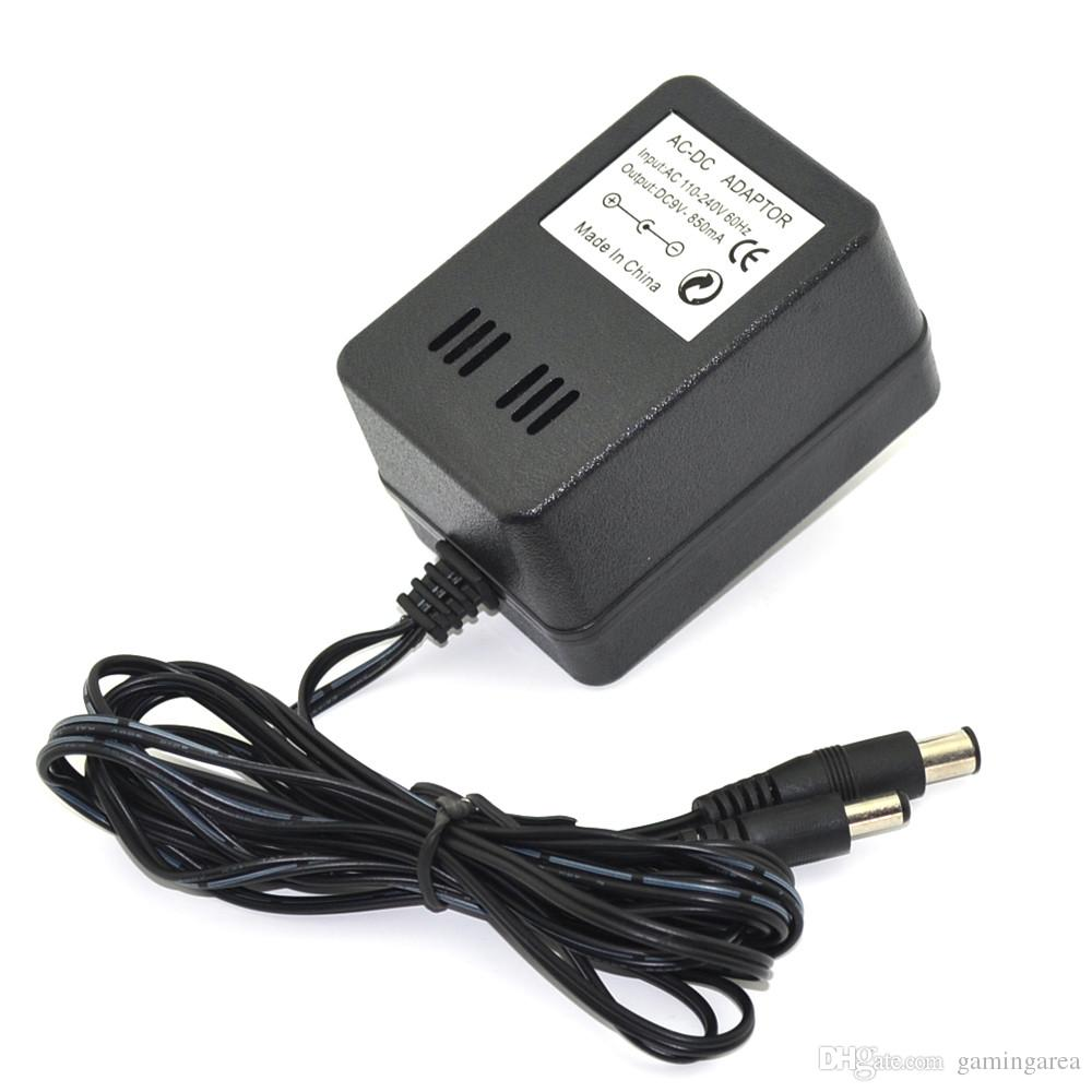Universal 3 in 1 US Plug AC Adapter Power Supply Charger for SNES for SEGA  Genesis 1 Game Accessories DHL FEDEX EMS FREE SHIPPING