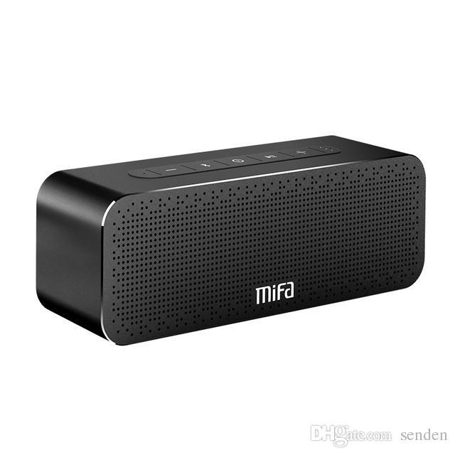 e58bbc08960e0f 2019 Original MIFA A20 Bluetooth Speaker Metal Portable Super Bass Wireless Speaker  Bluetooth 4.2 3D Digital Sound Loudspeaker Hands Free MIC TWS From ...