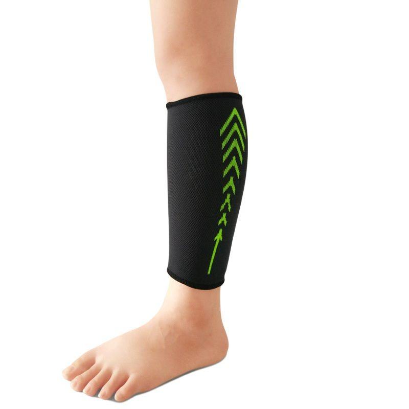 CALOFE Sport Legwarmers Men Women Football Shin Guard Cycling Soccer  Compression Running Leg Warmers Basketball Knee Pads UK 2019 From  Teawulong ce7151d87b