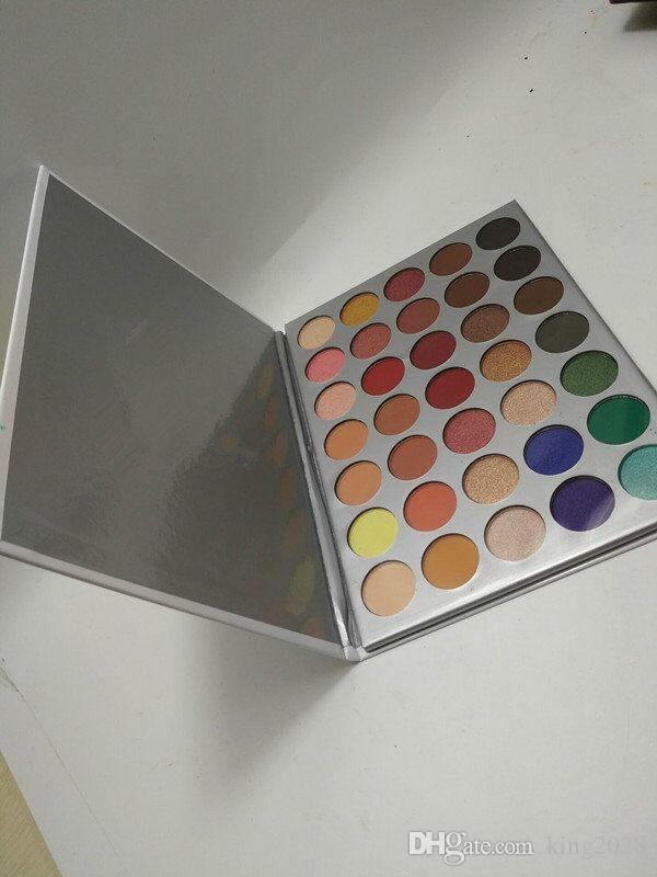 En stock et livraison gratuite pour le maquillage Palette Ombre à Paupières The Palette EyeShadow de maquillage 5 couleurs.