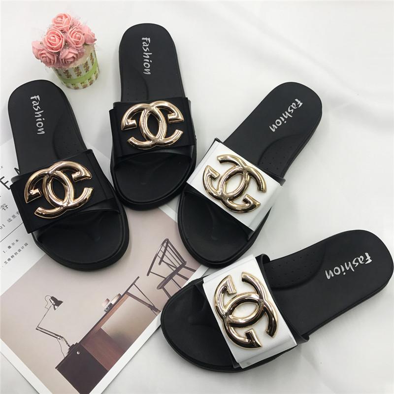 bdfa9e6afd6f G Slipper Designer Slides Luxury Brand Women Sandals Luxury Slippers Flip  Flops Rihanna Ace Womens Sandals Non Slip Designer Slippers Over The Knee  Boots ...