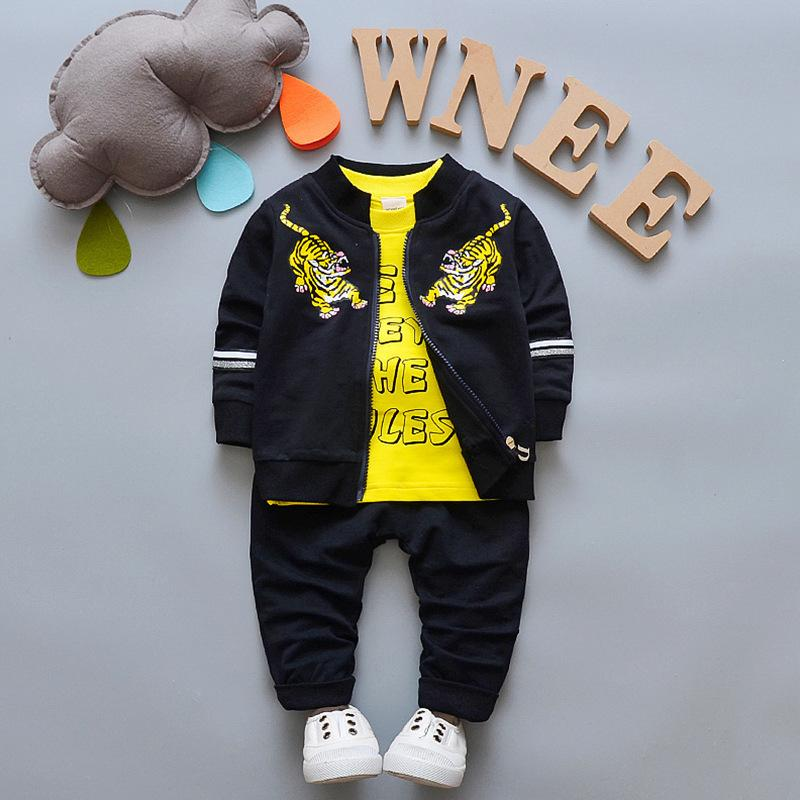677553974566 2019 2018 Newborn Baby Boys Girl Clothes Spring Autumn T Shirt Coat ...