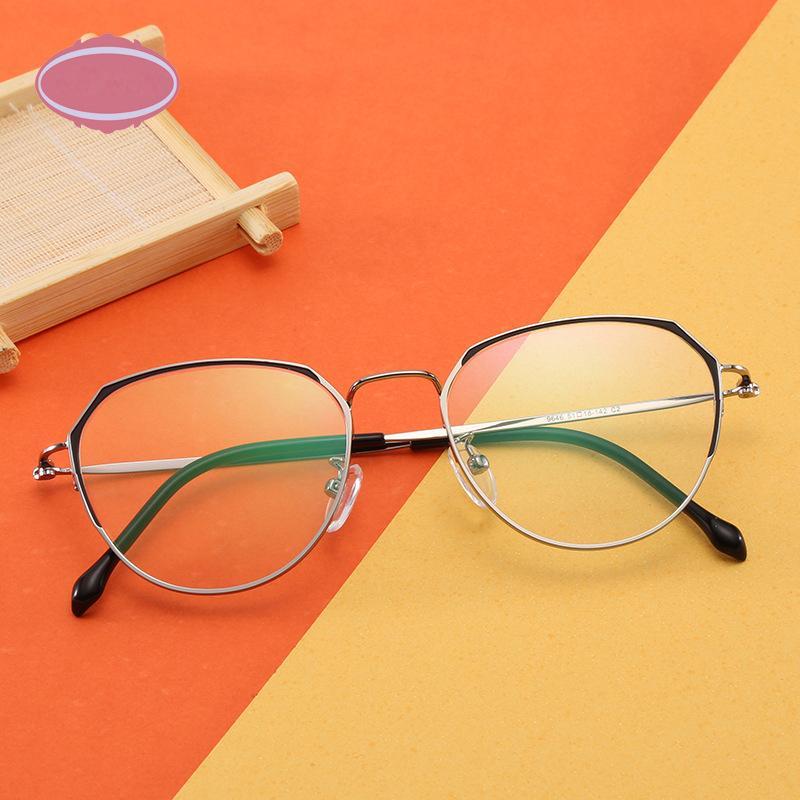 a4c2adc82a20 New Ultra-light Glasses Frames Women Alloy Vintage Round Full Frame Myopia  Eyewear Men Transparent Computer Glasses Female 341 Eyewear Frames Cheap  Eyewear ...