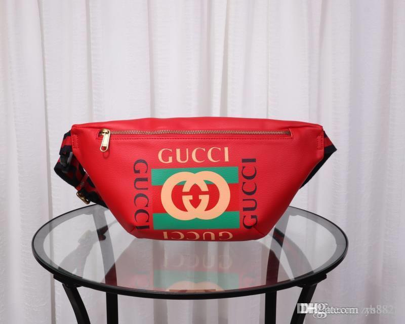Compre 2018 O Novo Luxo De Moda, Bolsa De Cintura, Site Oficial 1  1.  Logotipo Da Carta. Acompanha Embalado, Saco Peito, Modelo  493869 De  Zb8828, ... a67961ca48