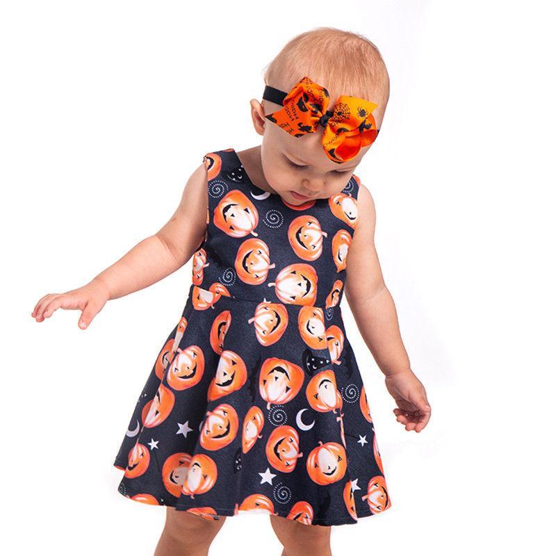 Acquista 0 3 T Costume Di Halloween Bambini Neonata Infantil Baby Girl  Dress Backless Party Princess Dress Clothes Set Abbigliamento Bambini A   22.04 Dal ... 05bb25e8a5e7