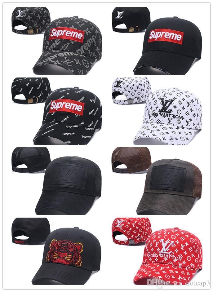 b6ec55e9415 Newest Luxury Women Men Brand Designer Summer Style Casual Cap ...