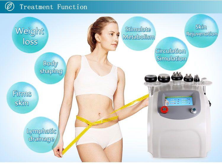 кавитационная машина / ультразвуковая кавитация RF slimming / cavitacion