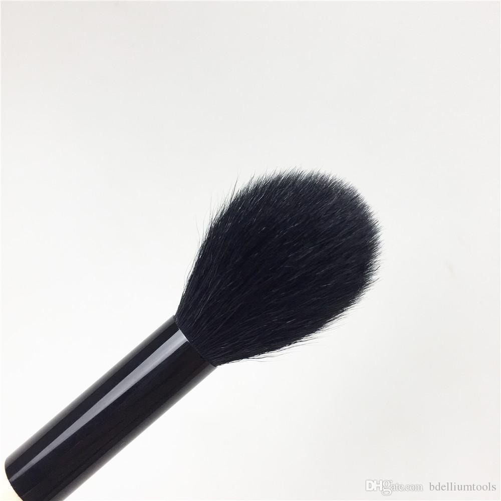 BB-Seires Sheer Powder Brush - Pêlo Cabra Highlight Precision Blush Em Pó Escova - beleza Ferramenta De Pincéis De Maquiagem