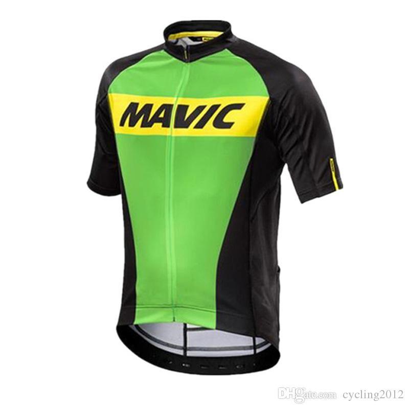 907cd1e469c 2018 Cycling Jersey Summer Team Short Sleeves Cycling Bike Clothing ...