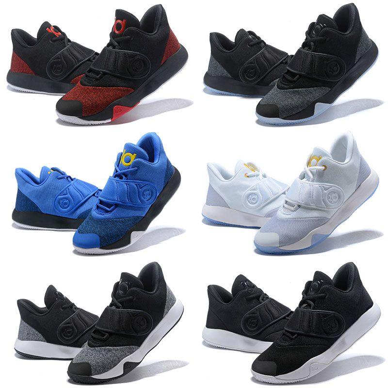 watch 562ae 3395b ... nike saldi  ballerine scarpe 2017 nuovo arrivo kd 6 arancione nero  bianco blu scarpe da basket di alta