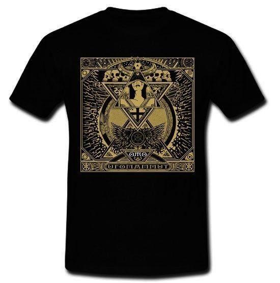 Ufomammut ORO: Opus Alter doom metal power trio band T-shirt Sz S M L XL 2XL
