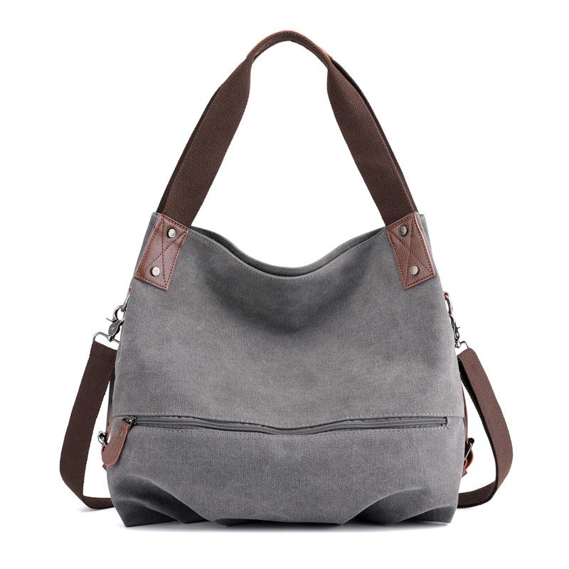 53fb8c43c699 SGARR Luxury Canvas Handbags Women Bags Designer High Quality Large ...