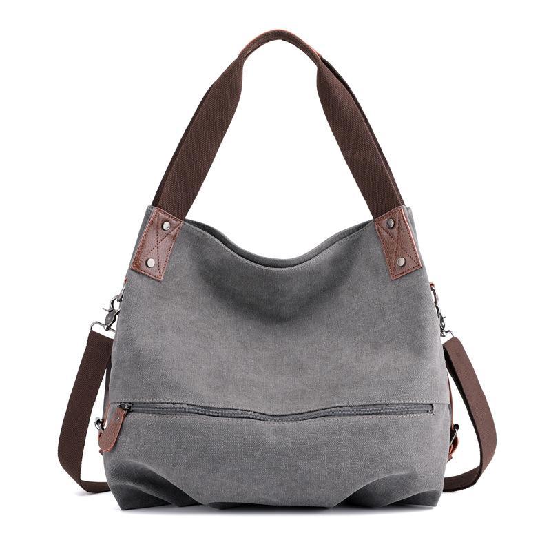 53fb8c43c699 SGARR Luxury Canvas Handbags Women Bags Designer High Quality Large ...