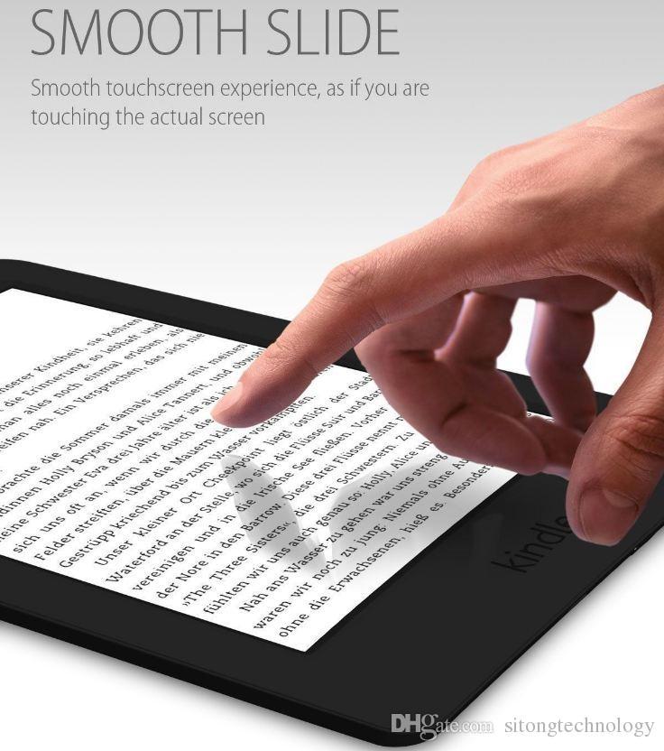 Top Nouveau Kindle Protecteur d'écran, Anti-reflet Anti-Fingerprint Premium Protecteur d'écran pour Kindle Paperwhite, Kindle Oasis Avec Retail Box
