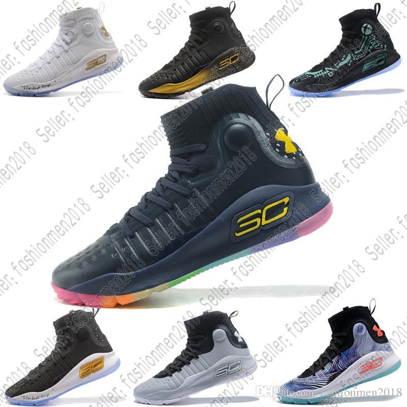 0be2ceb17f20 new zealand compre con cajaunder armour promoción stephen curry 4 high cut  zapatos de baloncesto para