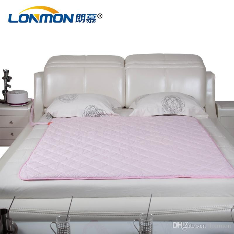 2018 Top Quality Home Textiles Water Heating Mattress Warm Sleep 160*150cm  Cotton Material Electric Heated Mattress Pad From Lonmon, $193.67 |  Dhgate.Com