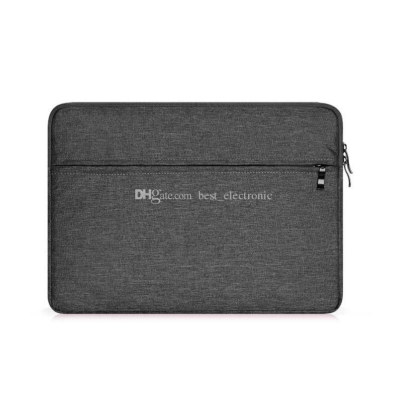 Hot selling Soft Laptop Sleeve Bag Protective Zipper Notebook Case Computer Cover for 11 13 15 inch For computer laptop