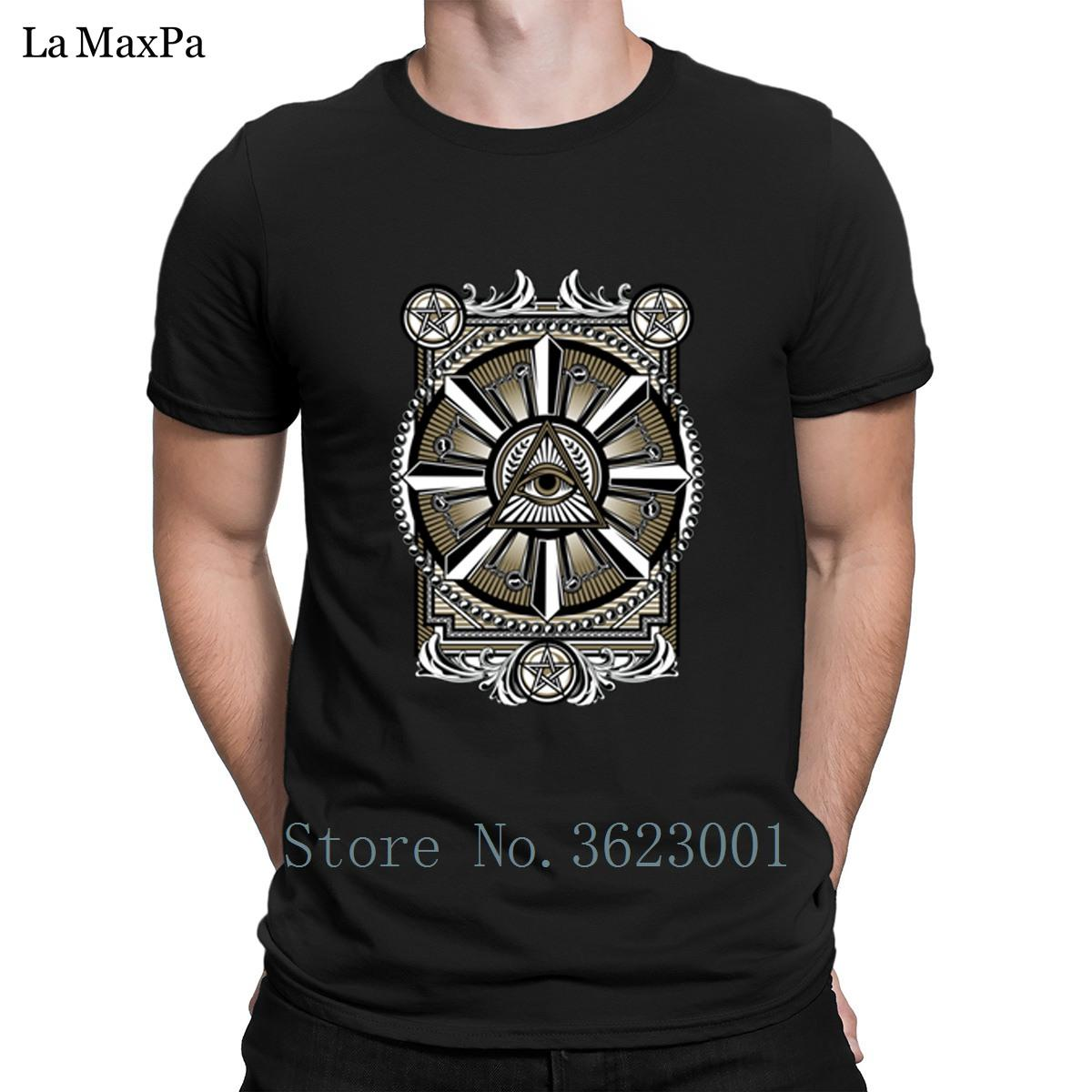 bf39d0b11 Printed Normal T Shirt For Men Summer All Seeing Eye T Shirt Man Better  Slim Fit Tshirt Cotton Tee Shirt Top Quality Tee Shirts For Sale Random T  Shirts ...