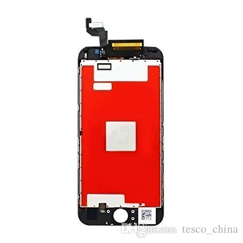 big sale 26998 c6730 LCD Screen Replacement White, Digitizer Display Retina 3D Touch Screen  Glass Frame Assembly for iPhone 6S Plus 5.5 inch