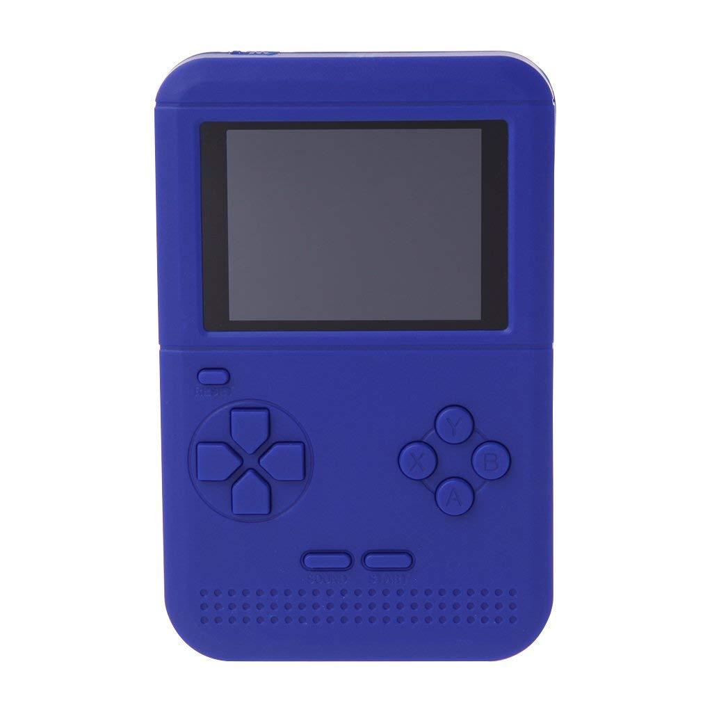 2 6'' Color Mini Handheld Game Console Can Store 300 Retro Games Portable  Video Game Player Nostalgic Mini Gaming Console for Kids Gift