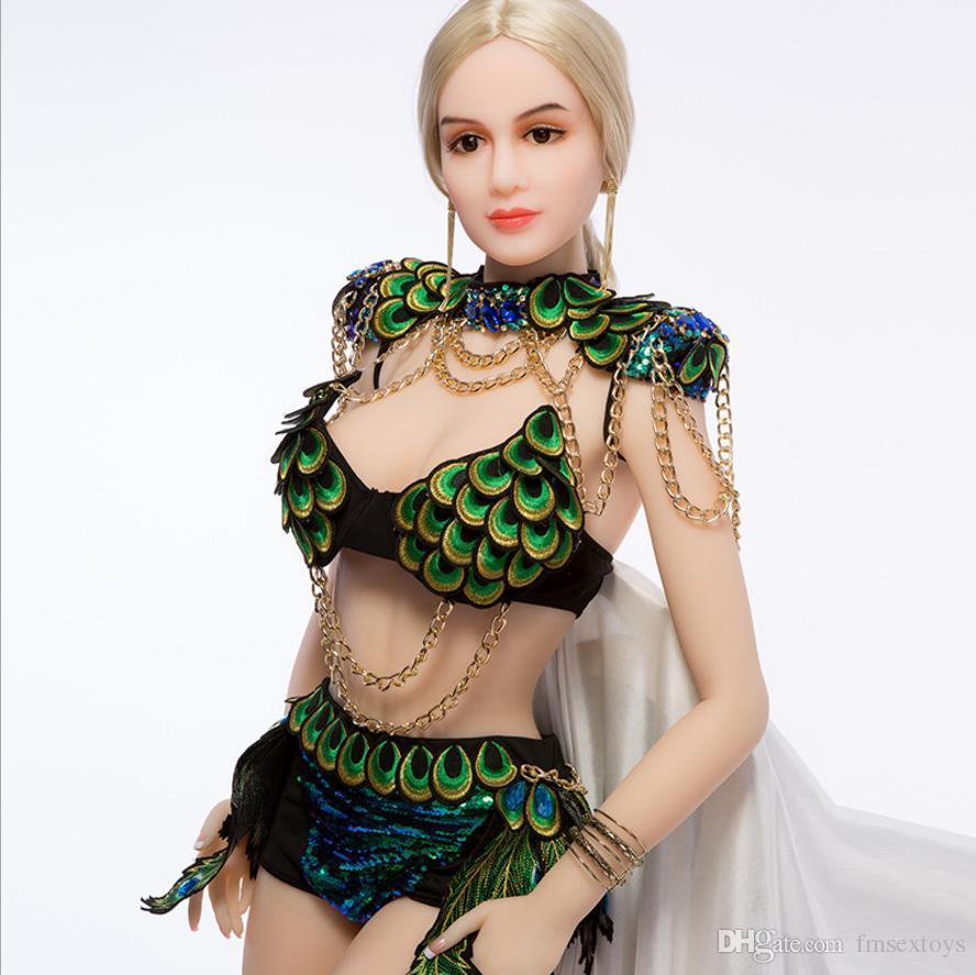 Sex Doll Realista Oral Anal Vagina Juguete para hombres adultos Tamaño completo Sólido Esqueleto Voz Temperatura corporal real TPE Cuerpo sexual para hombres