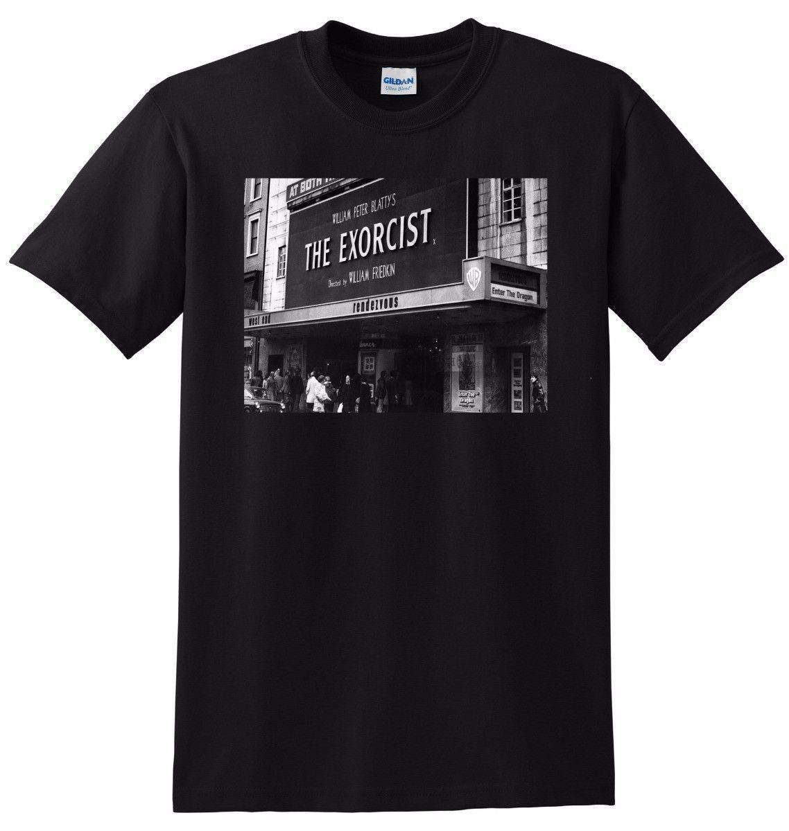 New The Exorcist T Shirt Movie Theater Small Medium Large Or Xl