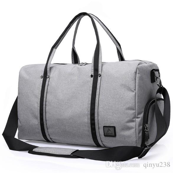 Leisure big capacity travel bag luggage single shoulder portable bag  outside sports bag 71925de0ff0ff