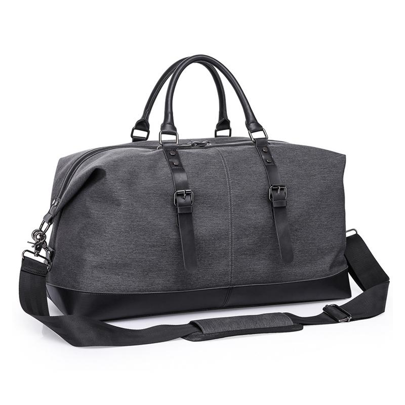 3e0665b6519a Men Travel HandBag Large Capacity Luggage Bag Carry On Business Duffel Bag  Travelling Tote Waterproof Weekend Overnight Big Bags Rolling Backpack From  ...