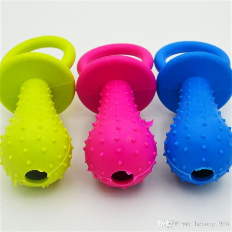 Eco Friendly Nipple Shape Dog Teeth Toys Colorful Super Soft Puppy Mordedores Chew Tools For Pets Dentición Cuidado Sano Suministros 1 5kb Z