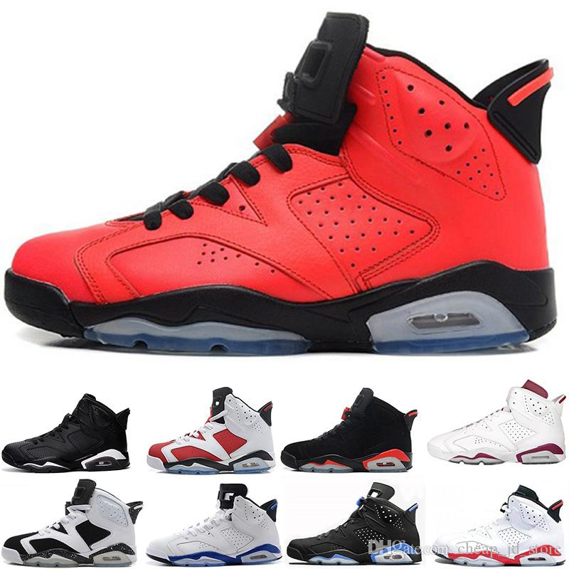2019 6 Vi Unc Men Basketball Shoes Cheap Blue Black Good Quality 6s
