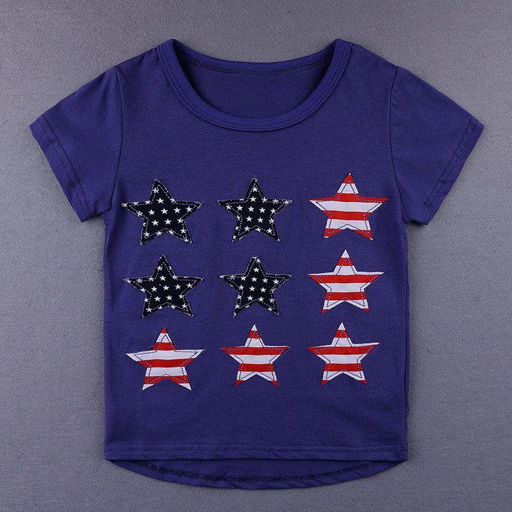 9202d03a2 Kids T Shirt Boys T-shirt Baby Clothing Boy Summer Shirt Cotton Tees ...