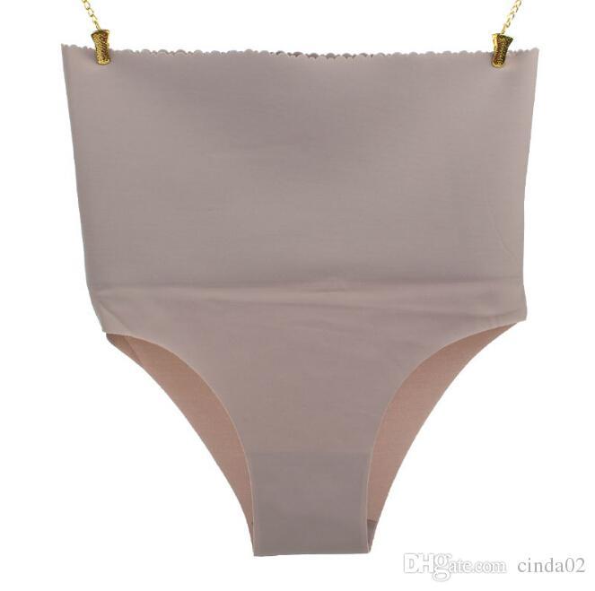 Mulheres Calcinhas Corpo Shaper Hip Underwear Cuecas De Algodão Cuecas Femininas Cintura Alta Senhoras Atraentes Calcinhas Hipster