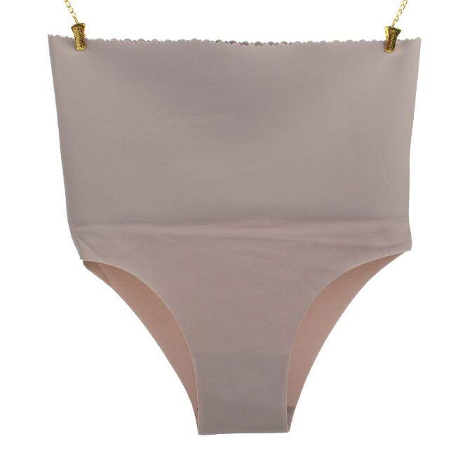 Mutandine da donna Body Shaper Hip Biancheria da notte in cotone Slip Mutande femminili Vita alta Donna Attraente mutandine a vita bassa