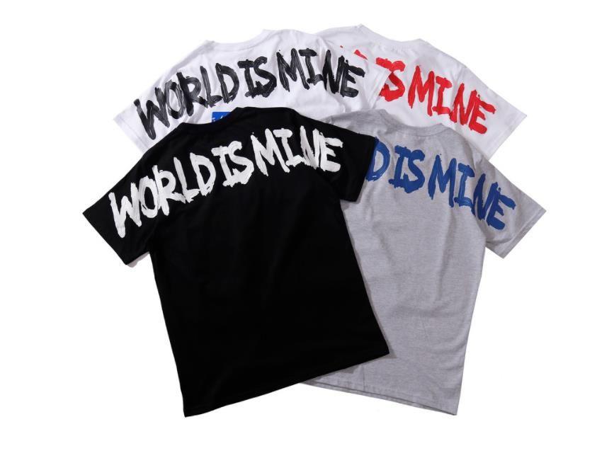 e7948cc211f GUAN Men Women Tshirts New Design Goldfish Embroidery T-shirts Brand ...
