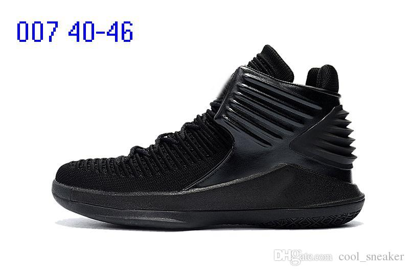 2018 fashion Contest Last Shot Pure Platinum Knit For Mens Basketball Shoes 32s MID Athletic XXXII wholesale Sport AIR Sneakers