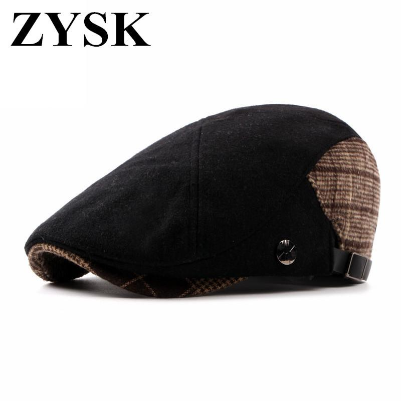 ZYSK 2018 Men Women Hats Flat Caps For Men Muts Boina Masculina Chapeu  Boinas Bone Boinas Para Homens Toca Cap Boina Francesa UK 2019 From Huazu 00a24e0fdef