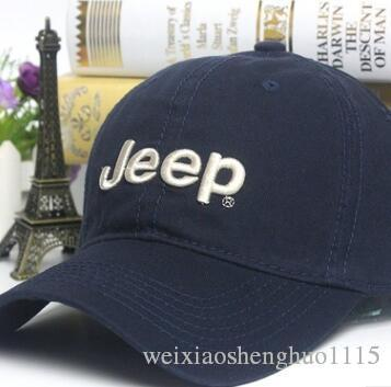 9af51070 Cap Hat Sister Fashion New JEEP Baseball Cap Male Summer Outdoor Cap Sun  Visor Cycling Sun Hat Leather Hats The Game Hats From Weixiaoshenghuo1115,  ...
