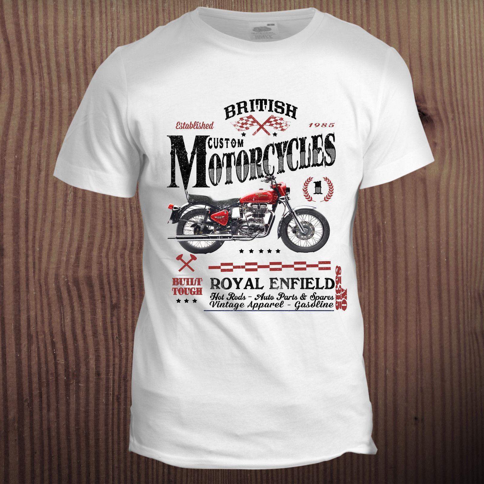 d53ab44f79b Motorbike Cafe Racer Sports Bike Biker Racing Motorcycle Skull T Shirt  Custom Printed Tshirt Hip Hop Funny Tee Shirt Design Mens Shirt From  Hermestshirt