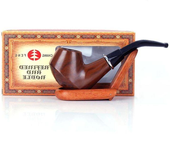 Nouveau filtre à bois imitation portable circulant résine résine petite cigarette accessoires